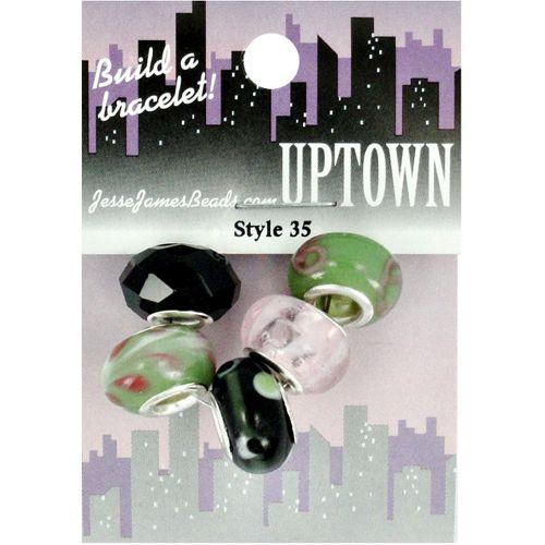 5235, Набор бусин Uptown-35