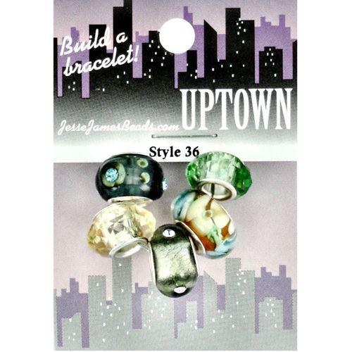 5236, Набор бусин Uptown-36