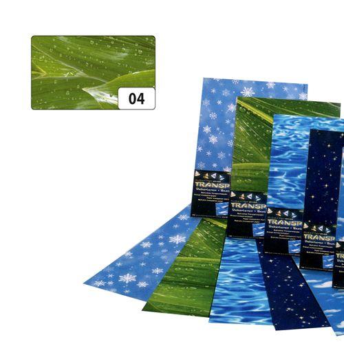 83104 Транспарентная бумага 'Капли дождя', 115 г/м², 50,5*70 см, Folia