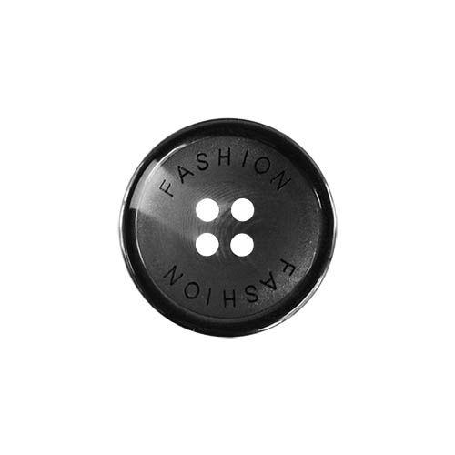 Пуговица NLA1322 36L (черный)