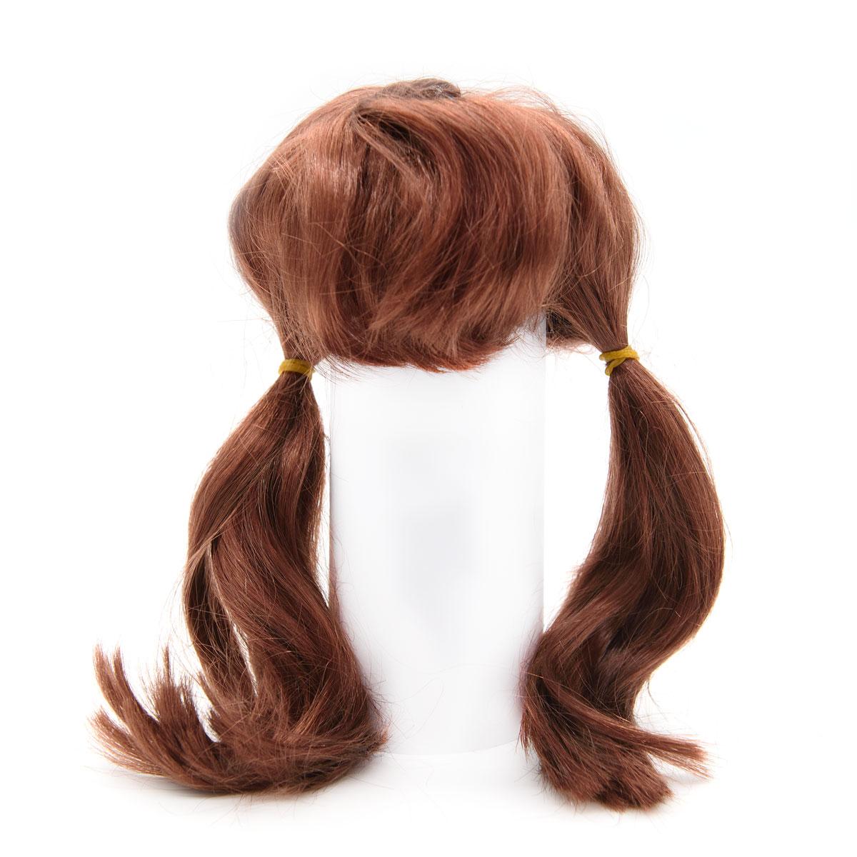 Волосы для кукол (хвостики)