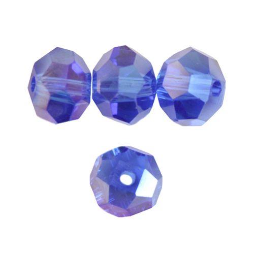 DMBZ Бусины стеклянные, 8 мм, упак./25 шт., 'Астра'