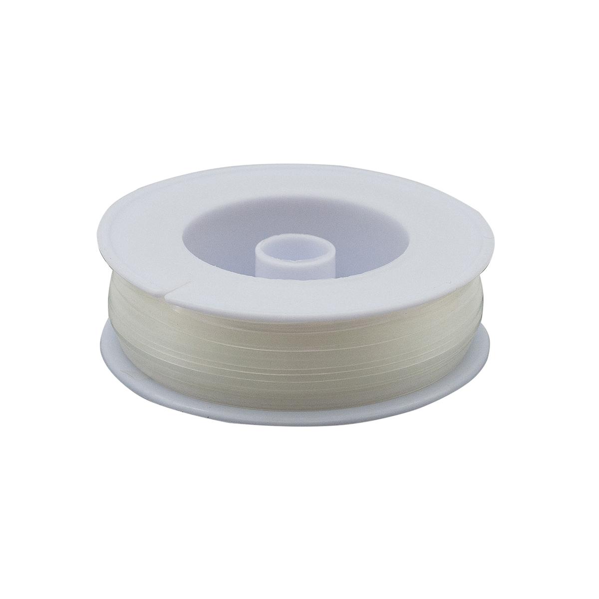 Лента силиконовая плоская TPU, 5мм*100м