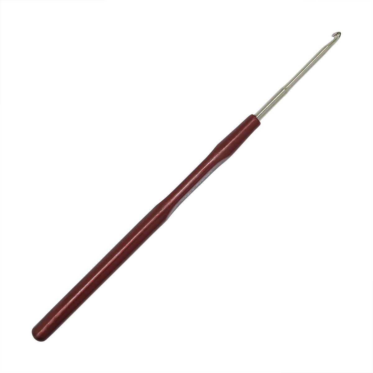 Крючок для вязания с пластиковой ручкой 955200, 2 мм, Hobby&Pro