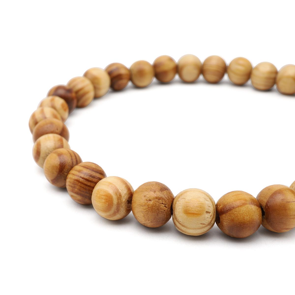 WDB0019 Деревянные бусины, микс, 9*10 мм, упак./30 шт., 'Астра'