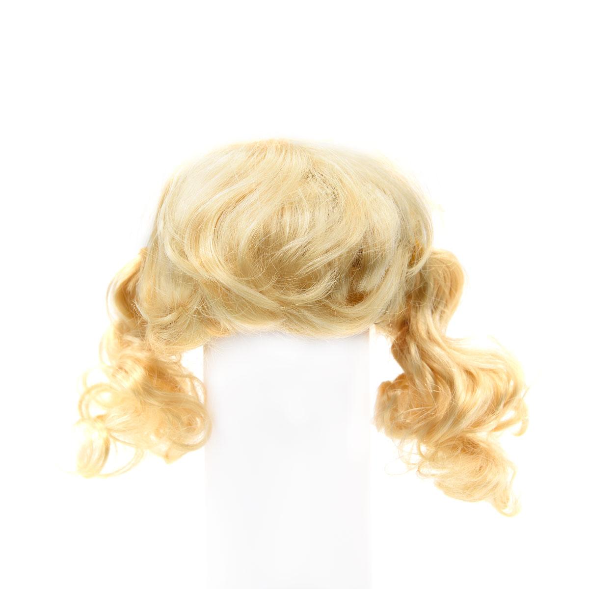 Волосы для кукол QS-8