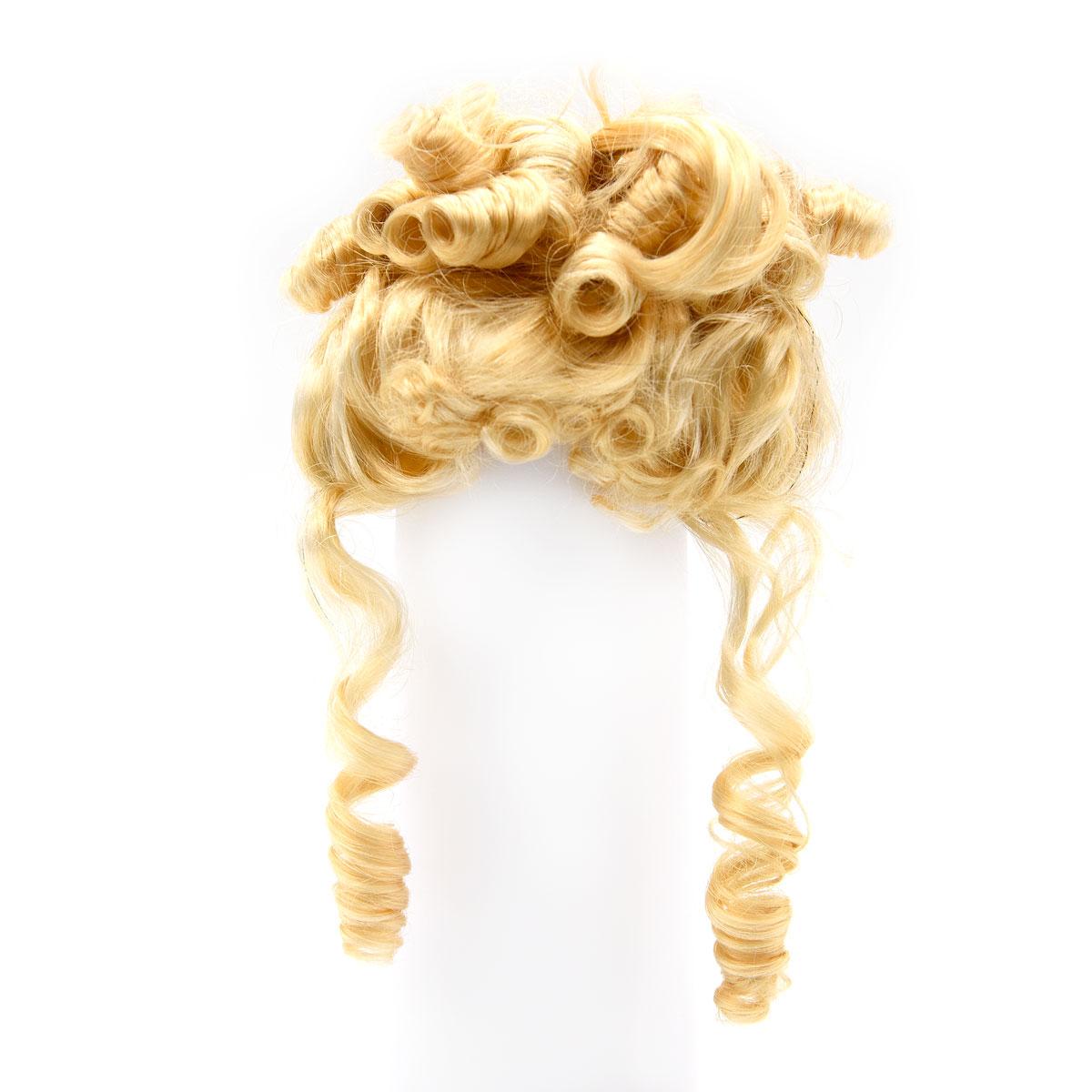 Волосы для кукол QS-13