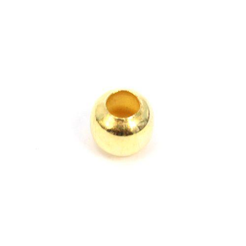 DWZ002 Бусины зажимные, металл, 5 мм, упак./50 шт., 'Астра'