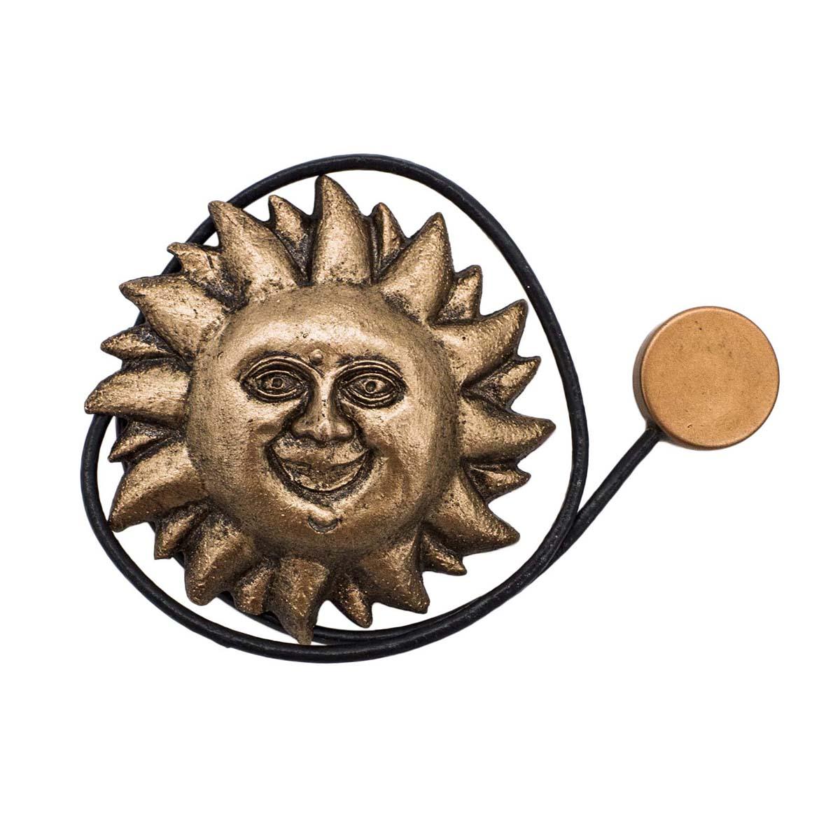 Подхват магнитный для штор 'солнце' 8918