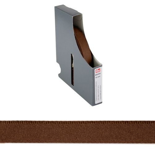 900423 Тесьма для брюк цв.коричневый 30м Prym