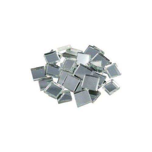 6243024 Зеркало мини квадратное 12x12мм, 6шт Glorex