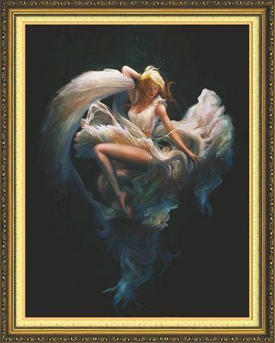 51251 Картина со стразами 5D, Cristal, 55x70 см