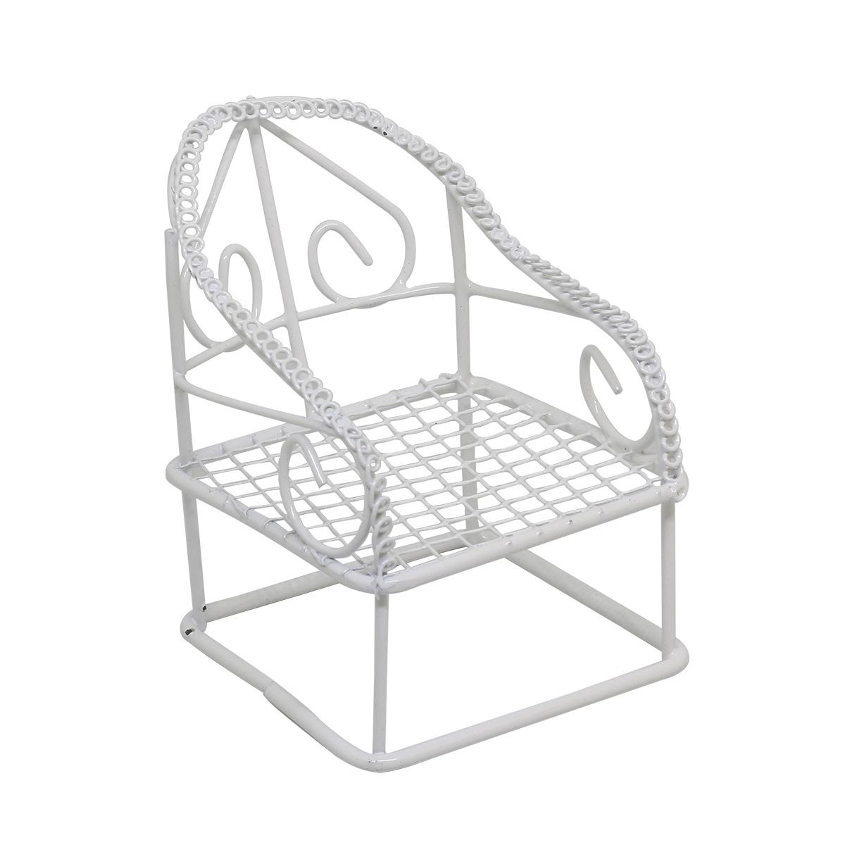 K9013 Металлическое мини-кресло, 5*6*8 см