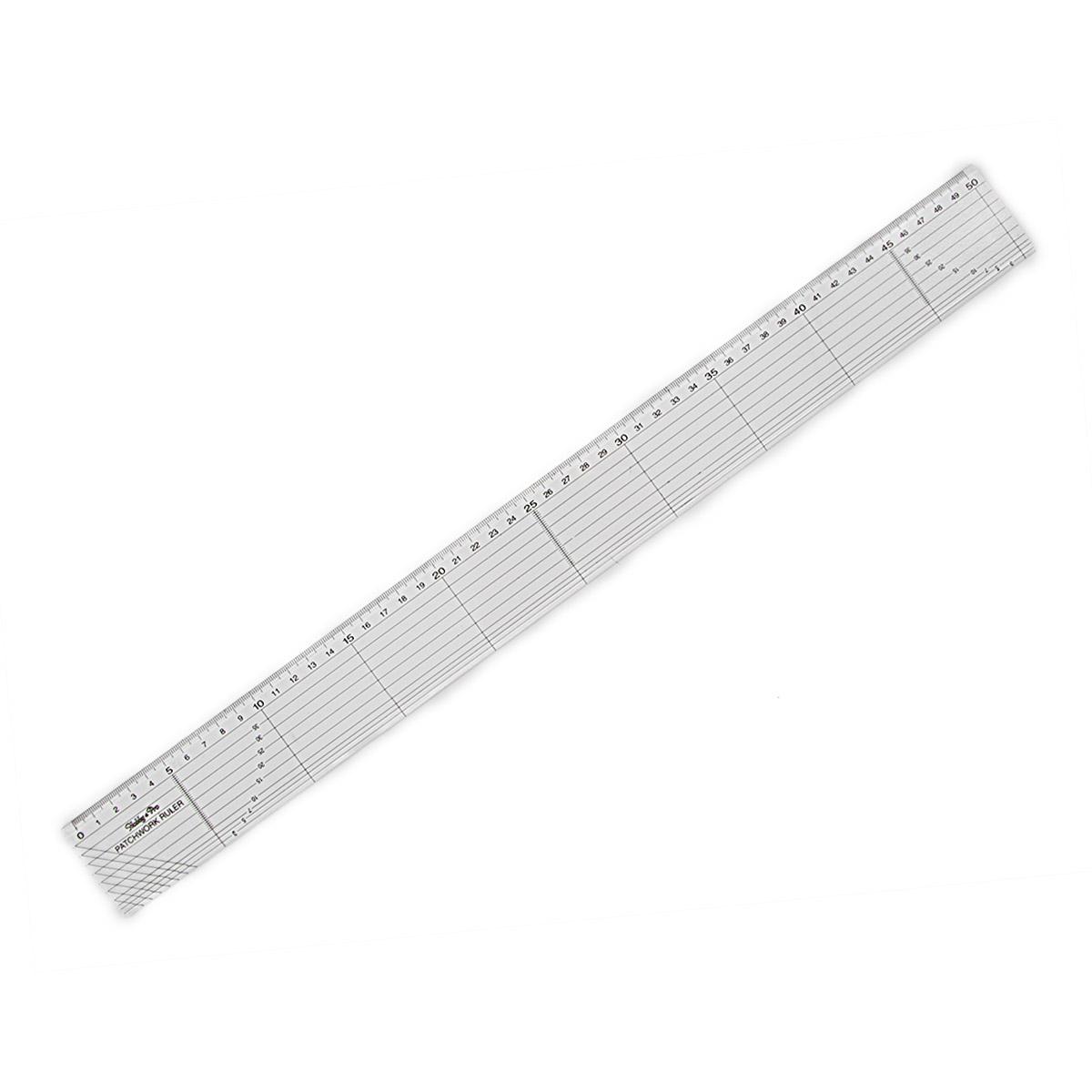 620084 Линейка для разметки. Градация в см, 50 см, Hobby&Pro