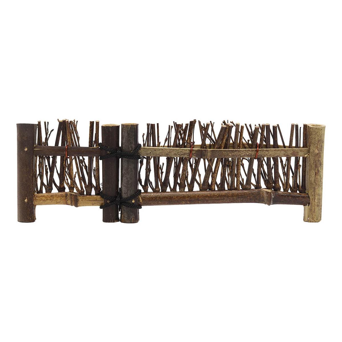Миниатюра 'Забор декоративный', 24*7,5 см