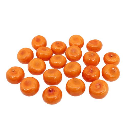 Декоративный элемент 'Апельсин', 20 мм, упак./20 шт.