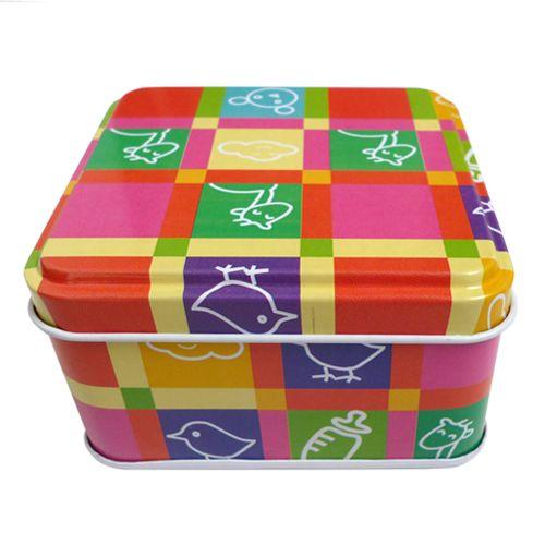 941002 Коробочка для хранения мелочей, 8,5*8,5*4,5 см, Hobby&Pro
