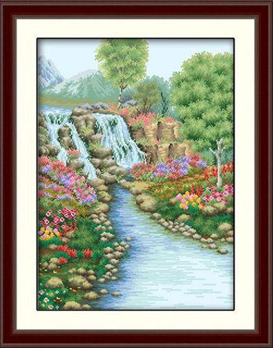 1311 Мозаика Cristal 'Водопад', 45*63 см