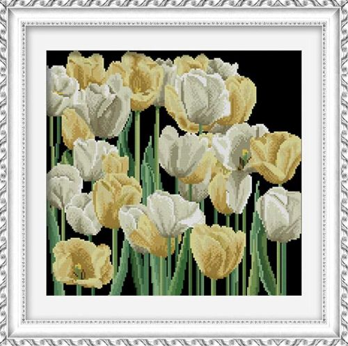1258 Мозаика, Cristal, 43*41 см