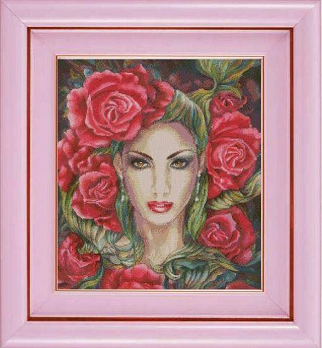 1173 Мозаика Cristal 'Фламенко', 50*61 см