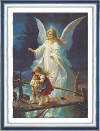 1052 Мозаика Cristal Ангел', 53*74 см