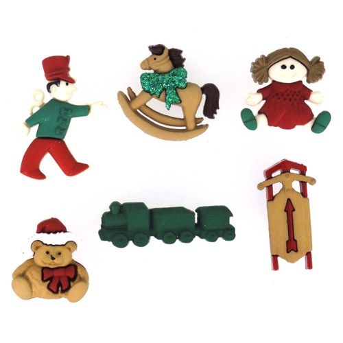 6682, Фигурки. Рождественские игрушки Dress It Up