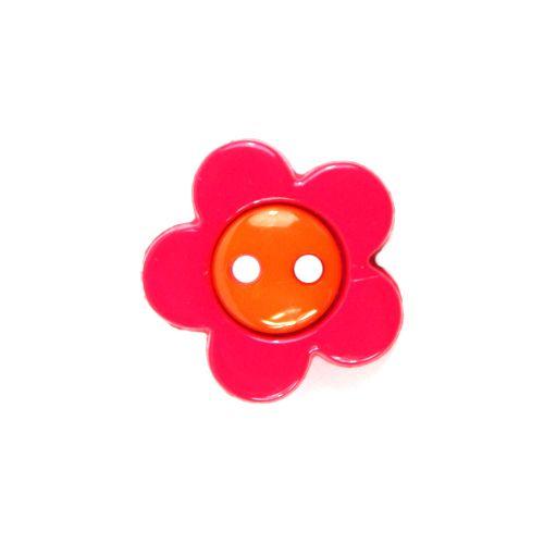 Пуговица, Цветок (48801) 15мм