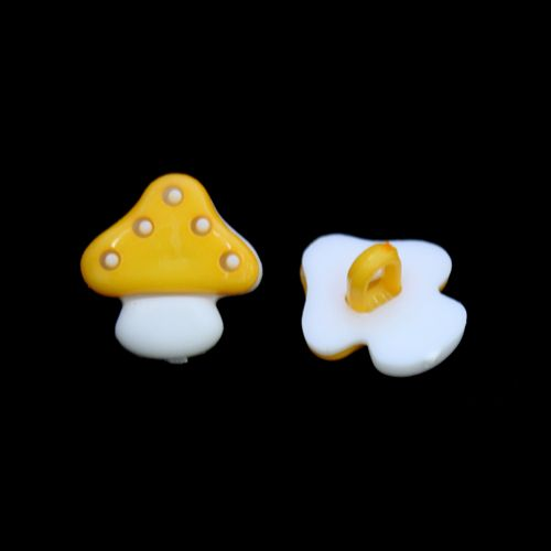 0316-2441 Пуговица 'Гриб', 22L