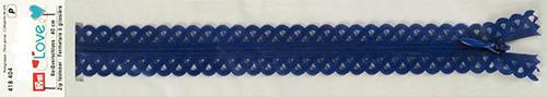 418404 Застежка-молния декоративная Prym Love S11 40cм, фиолетовый цв. 1шт Prym