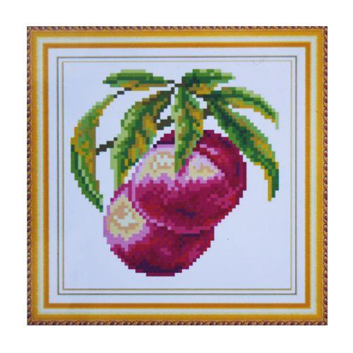 7481 Мозаика Cristal 'Персики', 16*16 см
