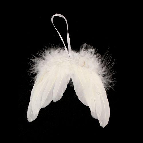 Ангельские крылья на подвесе 12*10см HY0302009