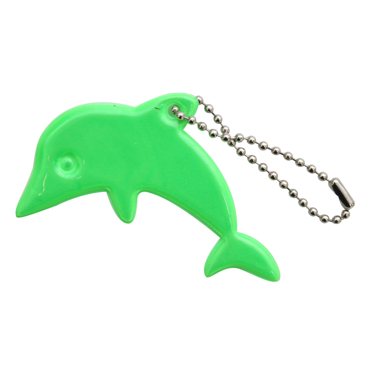 Светоотражающая подвеска 'Дельфин', 7 см, упак./2 шт.