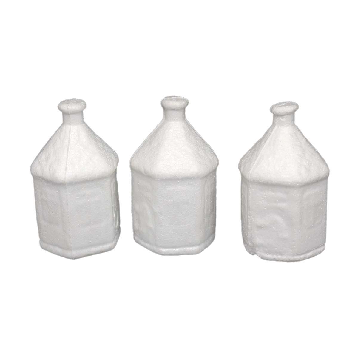 Заготовка для декорирования из пенопласта 'Баптистерий (подвеска)', h 7*4см, 3шт/упак, Астра