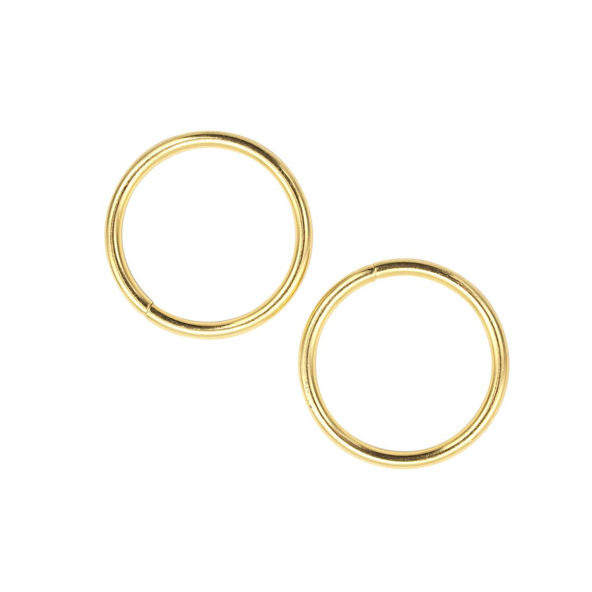816-018 Кольцо разъемное 50*5,0 мм, упак./2 шт., Hobby&Pro