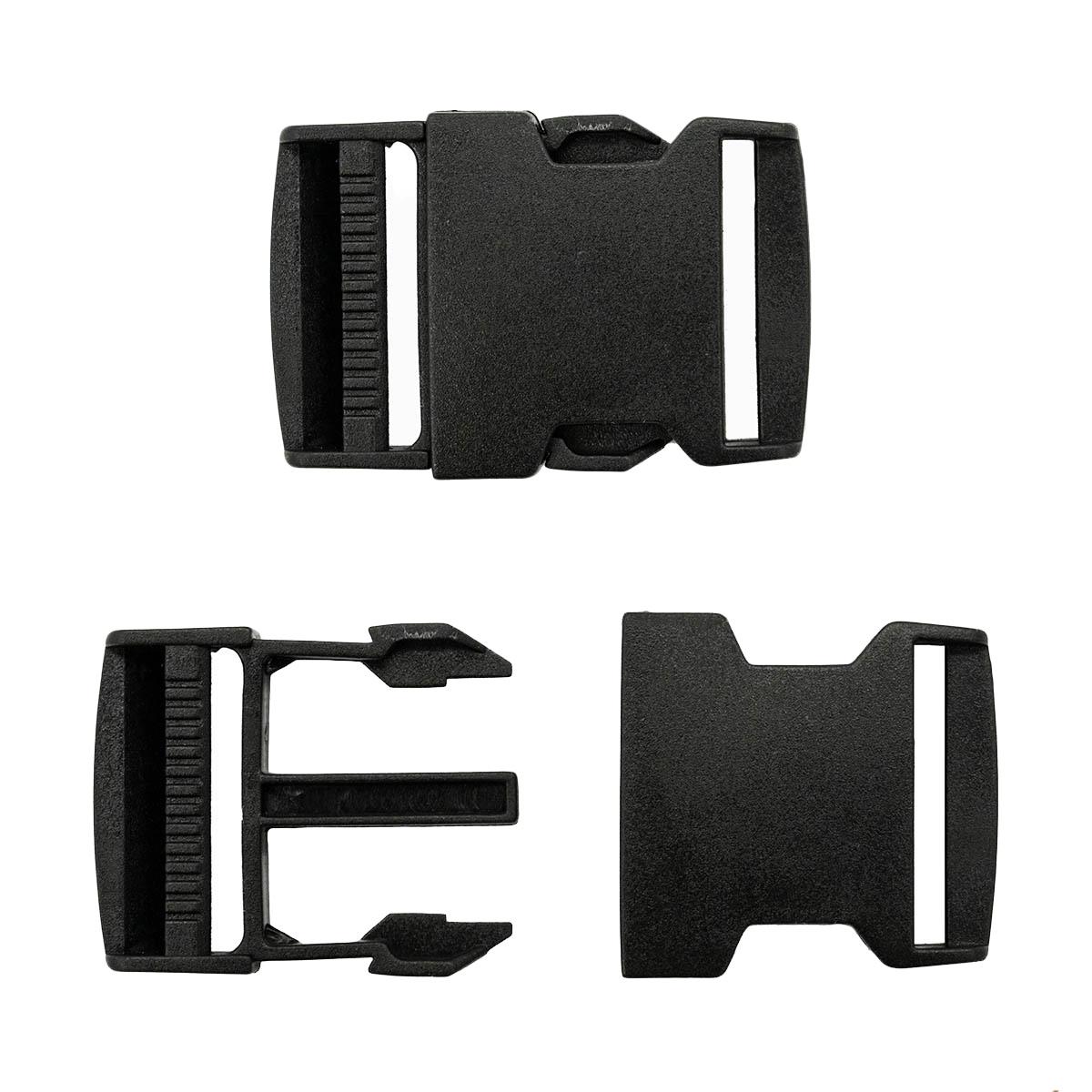 138A-002 Фастекс, черный, 38 мм, Hobby&Pro