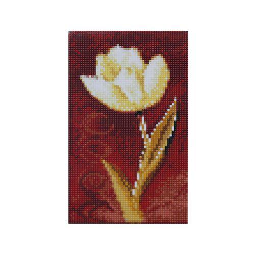H0314 Мозаика 'Композиция 2' 15*27 см. (холст 18*30см), Cristal