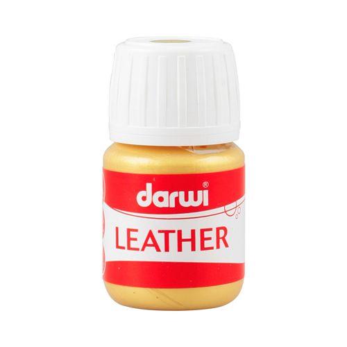 DA0420030 Краска LEATHER для кожи / кожзама, 30 мл Darwi
