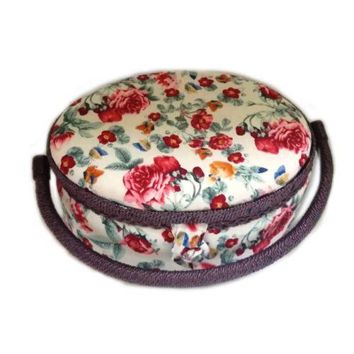 16058 Шкатулка декоративная 'Розарий', 24,5*18*10,5 см