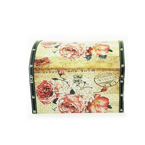 YQ16257 Шкатулка декоративная 'Послание из роз', 27.5*19.5*16.5