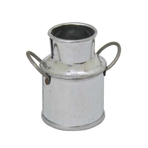 Бидон металлический под покраску, 2,5*5*3,5см