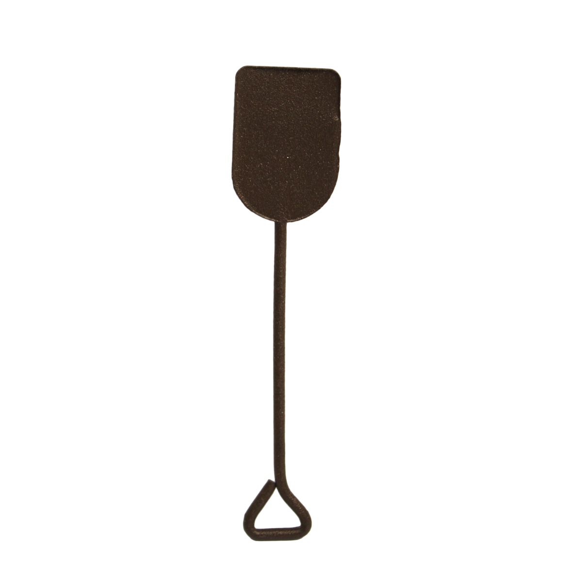 KB3919 Металлическая мини лопата корич. 1,8*8,5см Астра