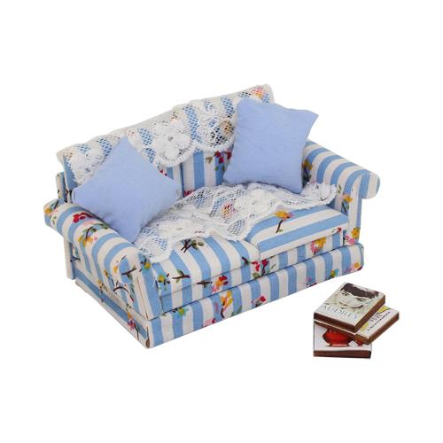 1181004 Набор для изготовления миниатюры:диван 5*9,7*5см