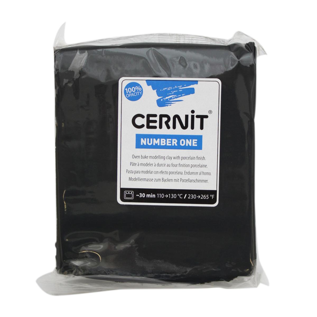 CE090025 Пластика полимерная запекаемая 'Cernit № 1' 250гр.