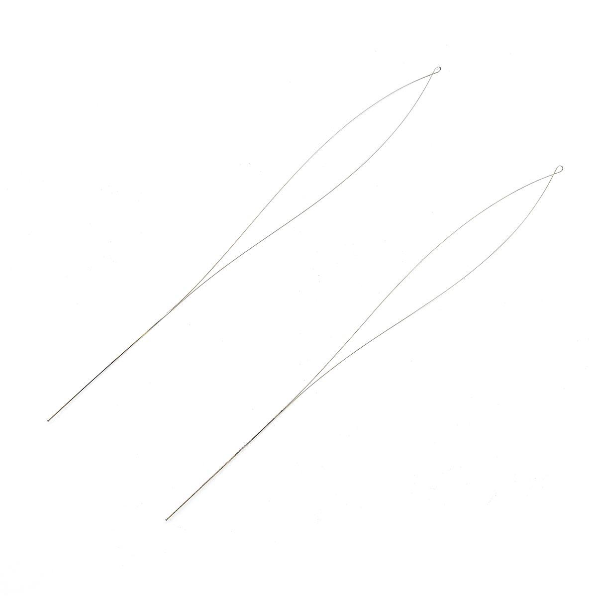 XQ009 Игла для бисера, 2 шт, Астра