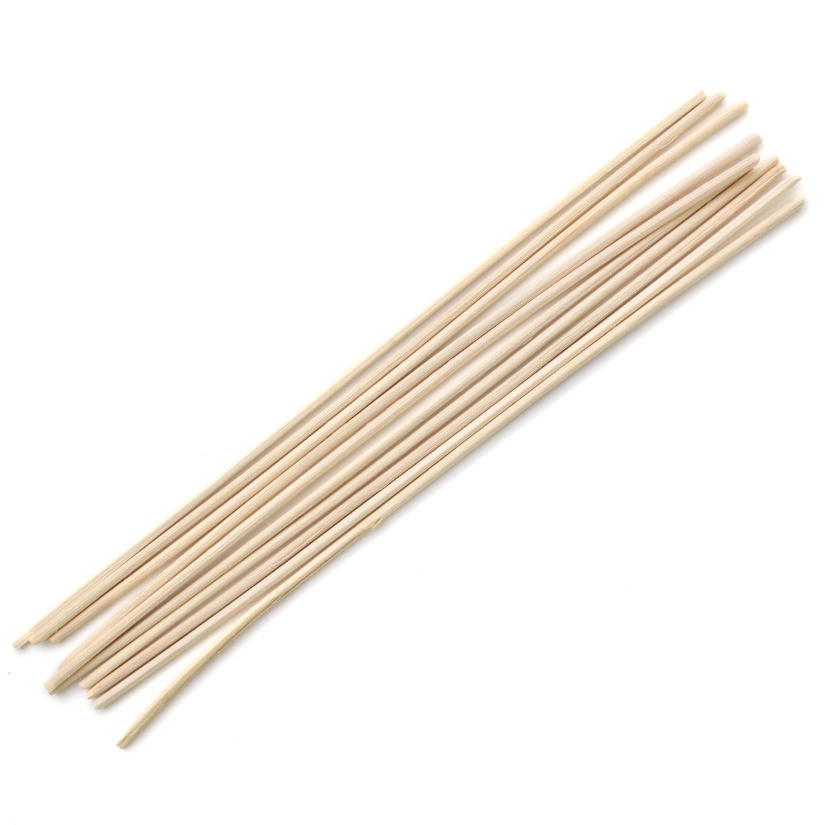 Палочка декоративная прямая, 24см, 10 шт/упак