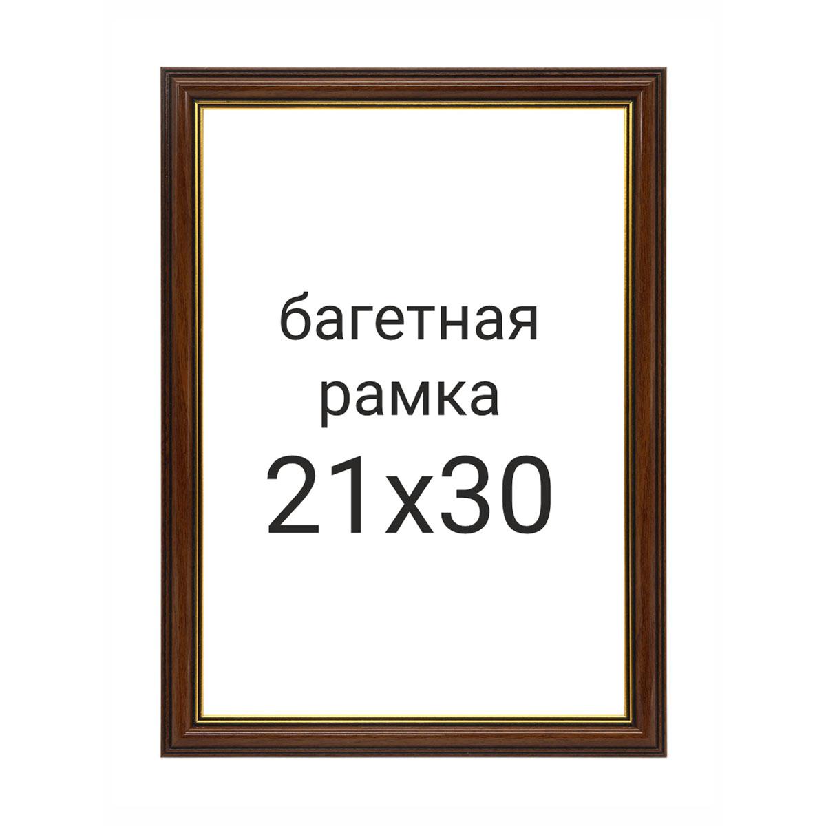 BK1 Рама со стеклом, 21х30 см