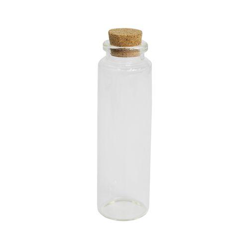 S20495078 Стеклянные бутылочки с пробкой, 2,2*10см, 2шт/упак. Астра