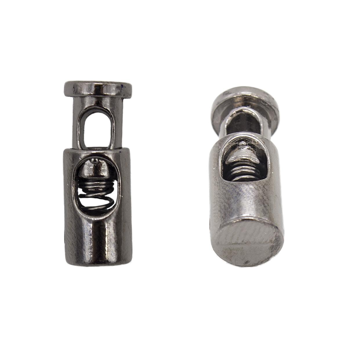 0305-5033 Стопор 'Цилиндр' d=3,5мм, 20*8мм, 4шт, металл Hobby&Pro