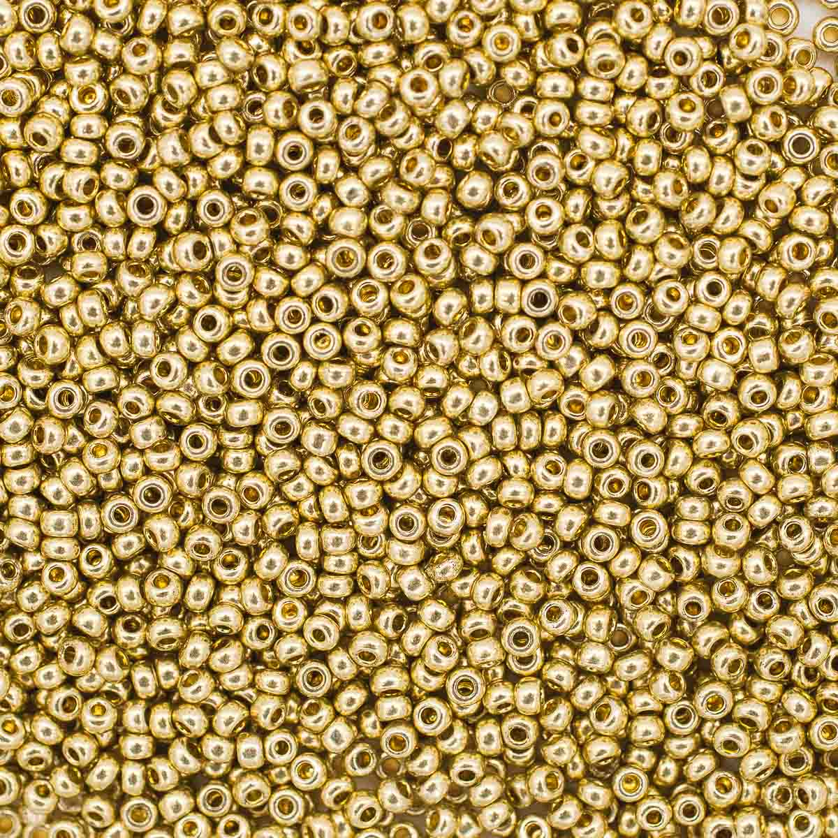 331-19001-10/0-18151 Бисер прозрачный solgel 10/0, круг.отв., 20гр Preciosa