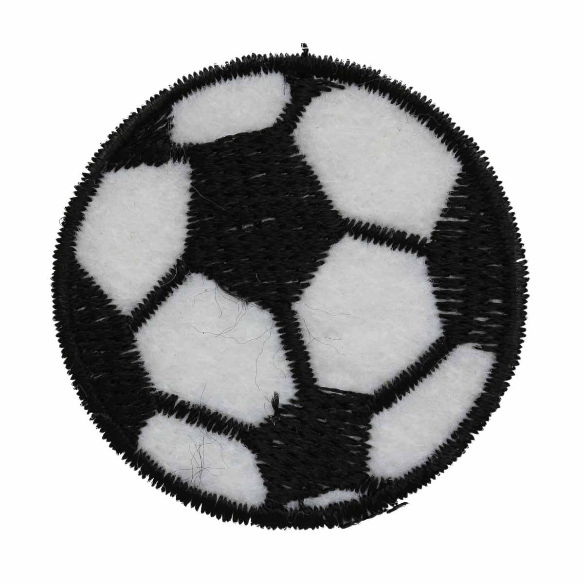 Термоаппликация LM-80383 'Мячик' 1шт Hobby&Pro basic